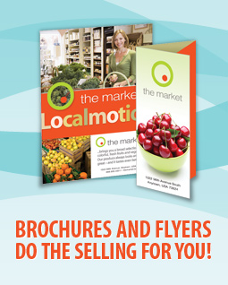 Brochure and Flyer Printing in Colorado Springs
