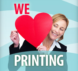 We love printing in Colorado Springs